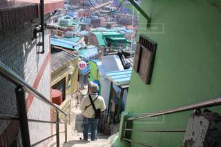 階段の写真・画像素材[2146885]