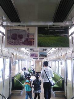 電車,後ろ姿,イベント,こども,父,お父さん,父の日,6月16日