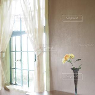 窓から差し込む柔らかな光の写真・画像素材[2164687]