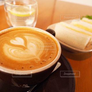 ほっこりコーヒータイムの写真・画像素材[2263360]