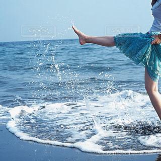 夏だ〜!!の写真・画像素材[2328442]