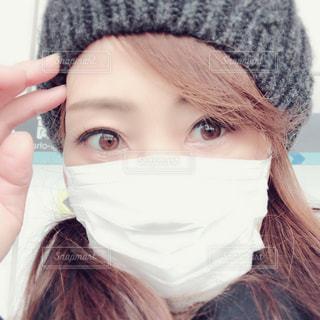 マスクで予防の写真・画像素材[2651033]