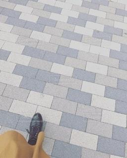 秋散歩の写真・画像素材[2700412]