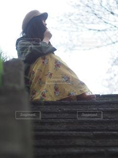 昼下がりの公園での写真・画像素材[2739171]