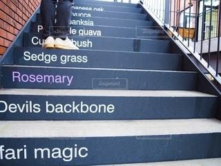 オシャレ階段の写真・画像素材[2739360]