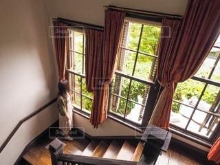 西洋階段の写真・画像素材[2739455]