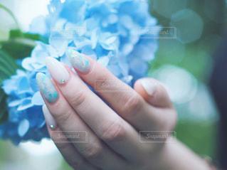 BLUEの写真・画像素材[3050440]