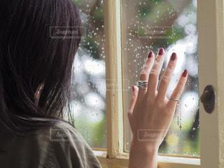 Rainの写真・画像素材[3124522]