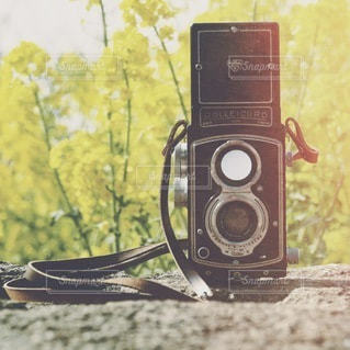 カメラのクローズアップの写真・画像素材[3378875]