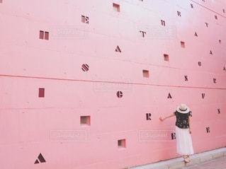 おしゃれな壁の写真・画像素材[3401908]