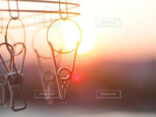 光のクローズアップの写真・画像素材[4533521]