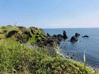 済州島の景色の写真・画像素材[2034279]