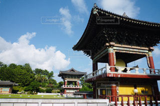 済州島 薬泉寺の写真・画像素材[2036400]