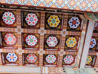 薬泉寺 天井の写真・画像素材[2036404]