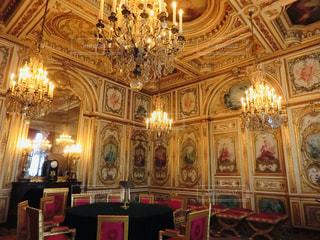 室内,フランス,パリ,ベージュ,茶,宮殿,ミルクティー色