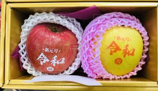 りんごの写真・画像素材[2111537]