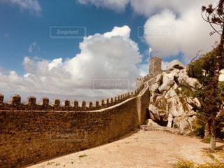 ムーアの城壁の写真・画像素材[2152165]
