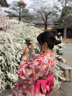 京都,後ろすがた