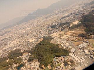 福岡,上空,福岡市,私の住んでいる街