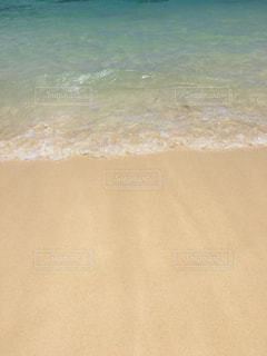 自然,風景,海,屋外,砂,ビーチ,砂浜,海岸,旅行,ブルー,ハワイ,ベージュ,フォトジェニック,ミルクティー色