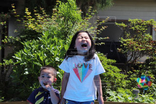 夏,半ズボン,女の子,小学生,遊び,休日,兄弟,3歳,半袖,新時代,もうすぐ夏,令和元年
