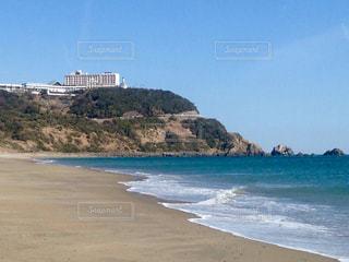 自然,空,砂浜,景色,休日,のんびり,お出かけ,伊良湖岬,愛知