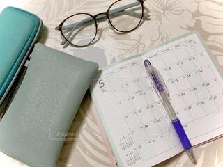 カレンダーの写真・画像素材[4002257]