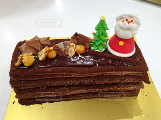 チョコレートケーキ作成✩︎⡱の写真・画像素材[1969483]