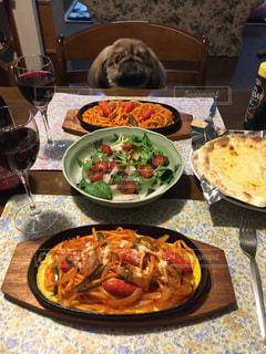 今夜の夕飯の写真・画像素材[2734463]