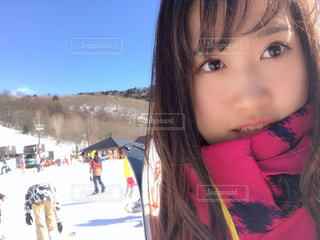女性,子ども,家族,恋人,友だち,1人,3人,5人以上,風景,アウトドア,冬,スポーツ,雪,屋外,人物,人,スキー,ゲレンデ,レジャー,スノーボード