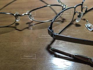 メガネのメンテナンスシーンの写真・画像素材[2791688]