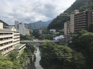 鬼怒川の写真・画像素材[2086632]
