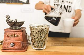 コーヒー豆の写真・画像素材[2890042]