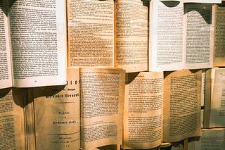 英文の本の壁紙の写真・画像素材[2893268]