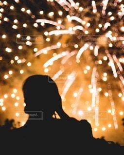 打ち上げ花火の写真・画像素材[3610142]