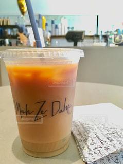 カフェ,ニューヨーク,アイスコーヒー,室内,クッキー,ベージュ,NYC,ミルクティー色