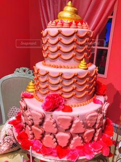 スイーツ,花,ケーキ,ピンク,赤,カラフル,可愛い,プリンセス,パステルカラー,おしゃれ,カワイイ,姫,ファンシー,うんこ