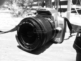 宝物のカメラの写真・画像素材[2434085]
