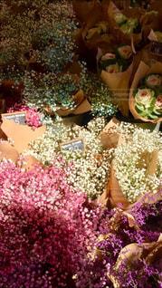 カラフルな花束の写真・画像素材[2026760]