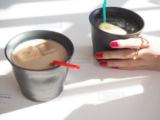 コーヒー1杯の写真・画像素材[2279877]