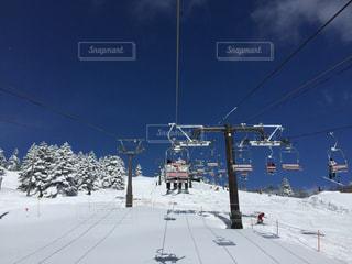 万座スキー場の写真・画像素材[2817274]