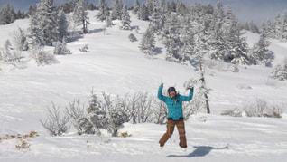 草津温泉スキー場(旧草津国際スキー場)の写真・画像素材[2817278]