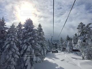 天元台スキー場の写真・画像素材[2821261]