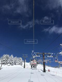 万座スキー場の写真・画像素材[2944095]