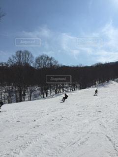 上越国際スキー場の写真・画像素材[2991518]