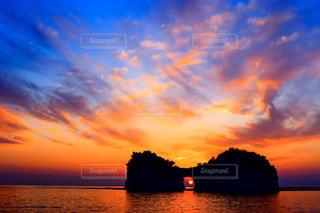 自然,風景,空,太陽,夕暮れ,水面,光