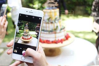 ウェディングケーキの写真・画像素材[2283261]