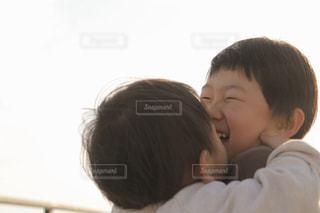 兄弟愛の写真・画像素材[2326068]