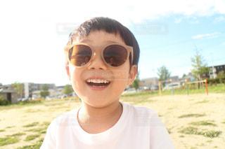 真夏の笑顔の写真・画像素材[2326108]