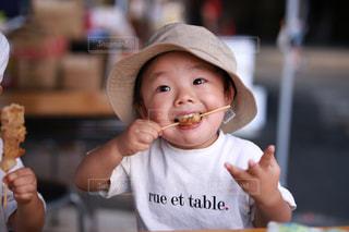 食いしん坊の写真・画像素材[2332245]